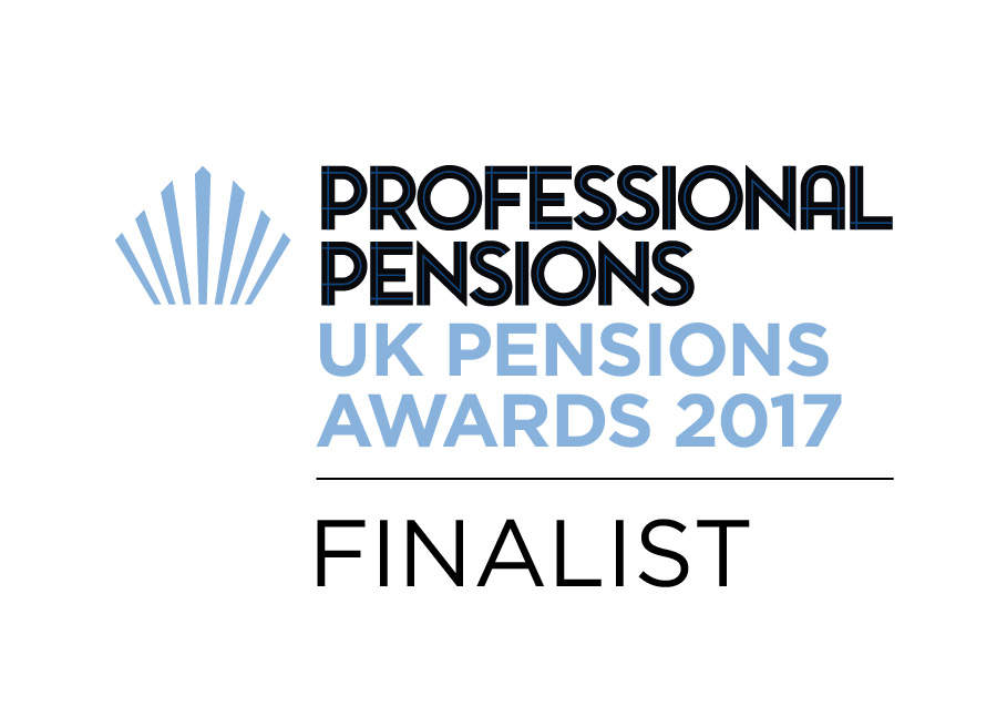 Professional Pensions - Covenant Provider 2017 Finalist