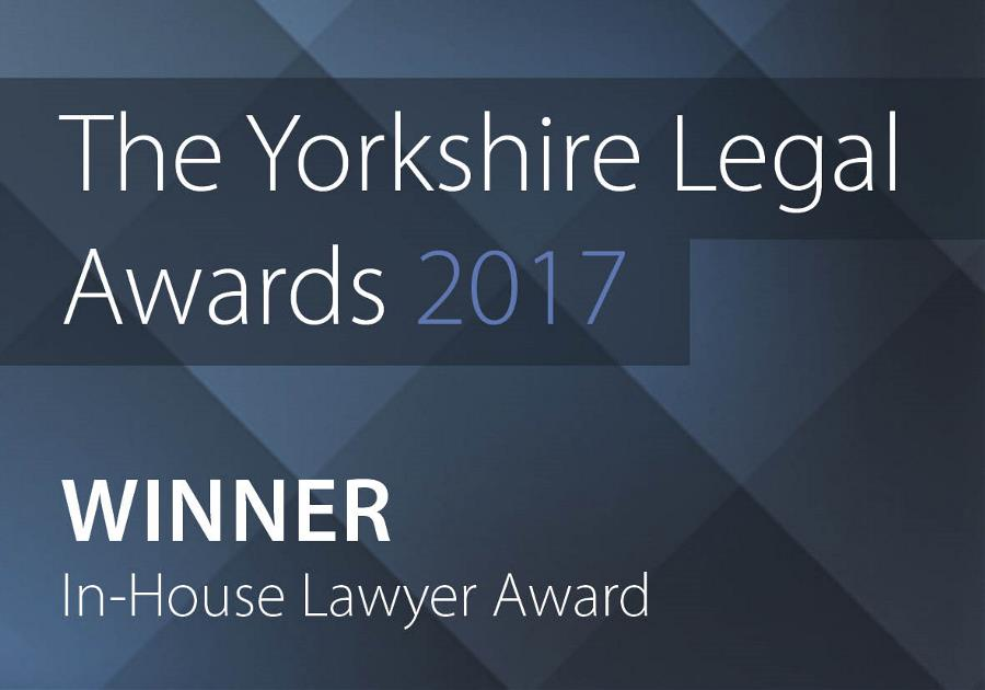 Rob Lawrence wins Best In-House Lawyer