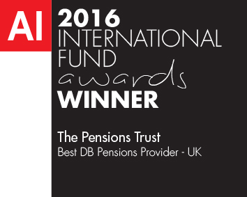2016 AI International Fund Awards Winner