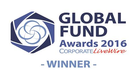 Global Fund Awards 2016 Winner - Pension Provider and Most Innovative in Pension Investments