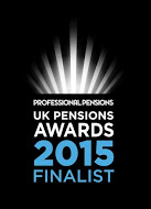 DB Investment Innovation 2015 Finalist