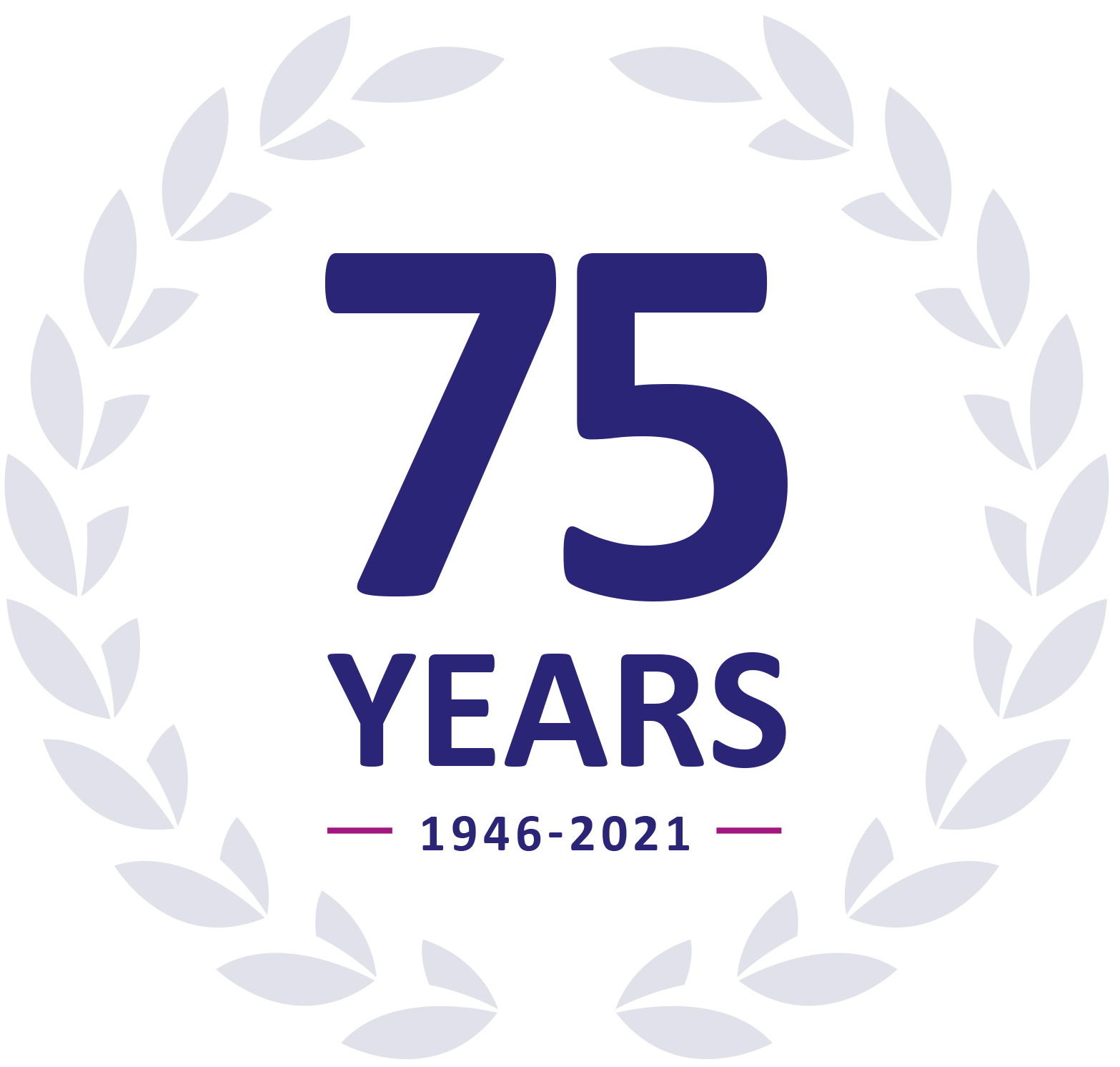 TPT Retirement Solutions 75 years anniversary 1946-2021