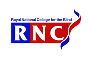 Royal National College for the Blind logo