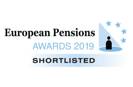 European Pensions Awards 2019 - Shortlisted