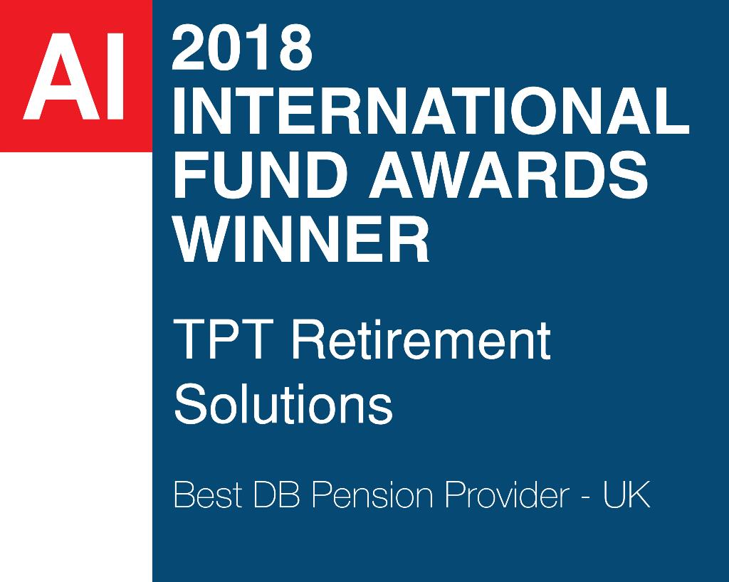 2018 AI International Fund Awards Winner