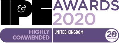 IPE Awards 2020 (United Kingdom Award) - Highly Commended