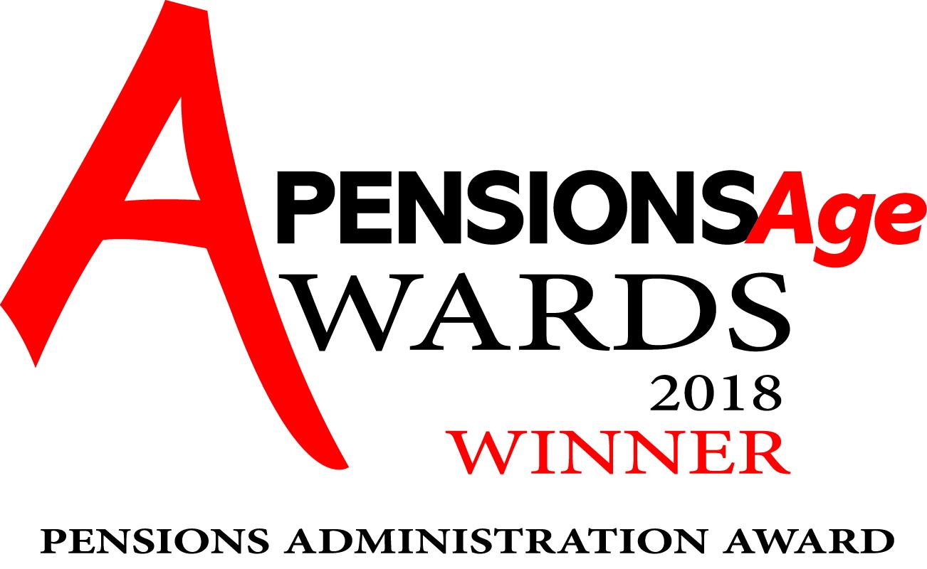 2018 PensionsAge Awards Winner - Pensions Administration Award