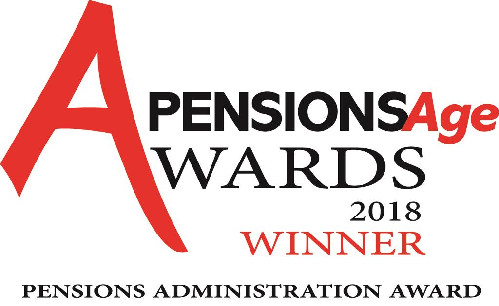 2018 PensionsAge Awards Winner - Pensions Administration Award