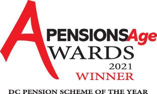 Pensions Age Awards 2021 - Winner