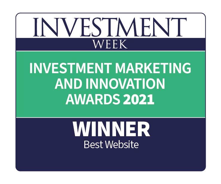 Investment Innovation & Marketing Awards 2021 - Winner