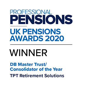 UK Pensions Awards 2020 (DB Master Trust/Consolidator of the Year) - Winner